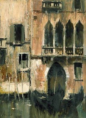 The Doorway Venice By Edward Seago Venise Peinture Peintre