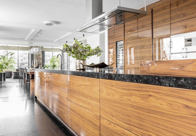 Znalezione Obrazy Dla Zapytania Orzech Amerykanski Kuchnia Home Decor Interior Kitchen