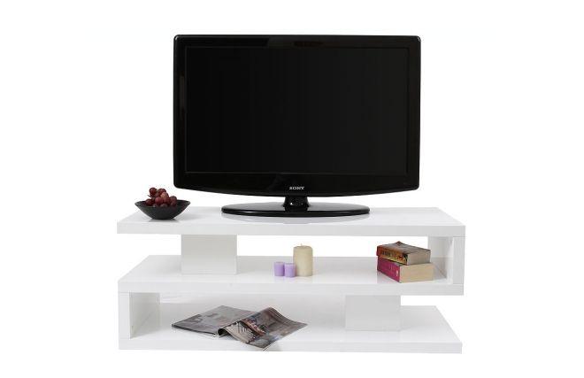 Meuble TV design laqué blanc NEXY - Zoom   Furniture   Pinterest