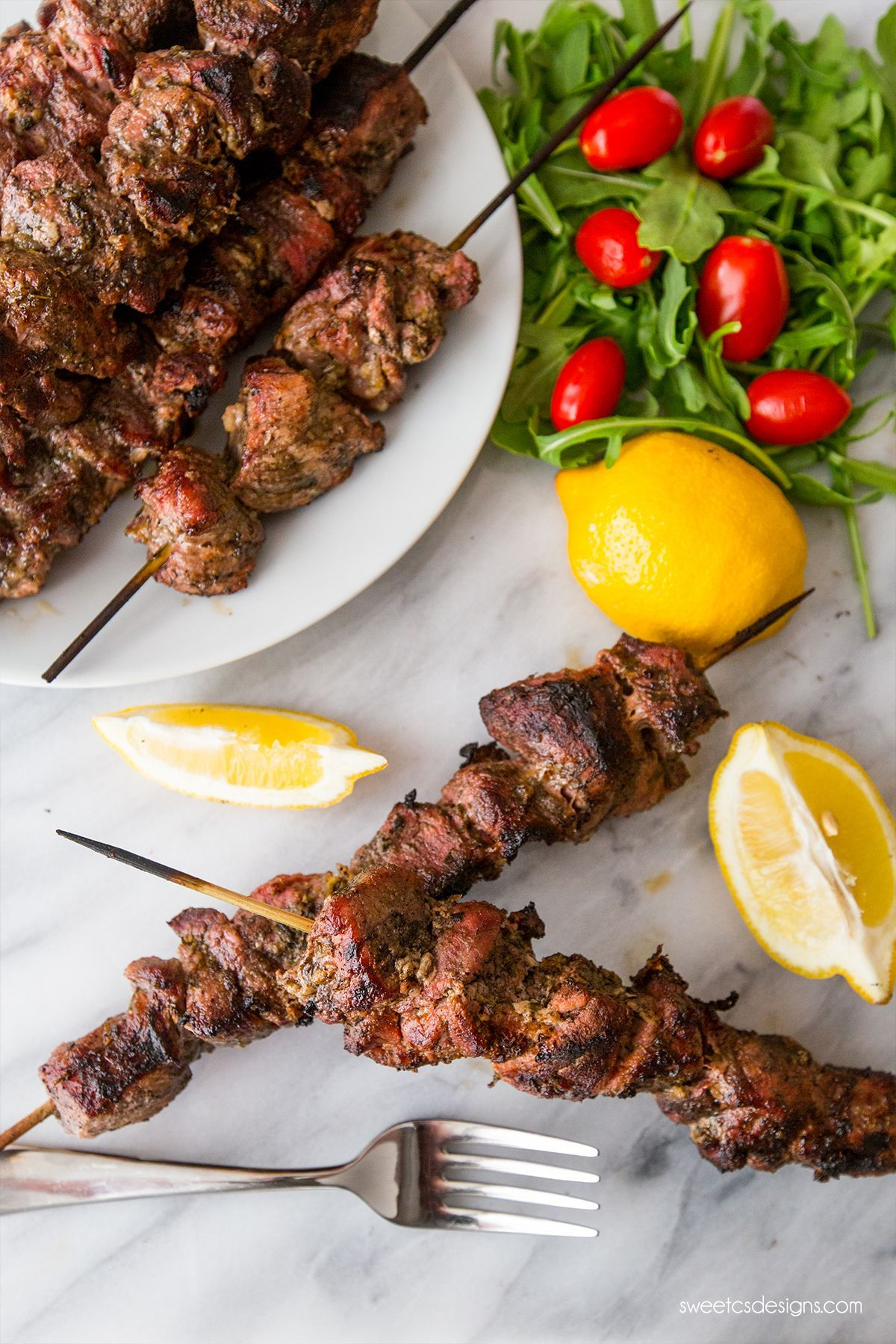 5 recipes, how to marinate pork kebab to make it tasty, soft and juicy