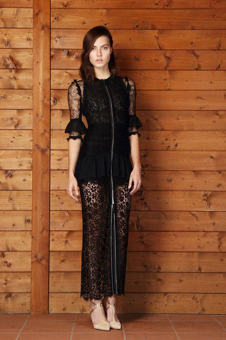 Alessandra Rich   Spring 2014 Ready-to-Wear Collection   Style.com
