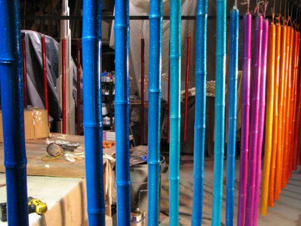 Make your own decorative bamboo art pinterest