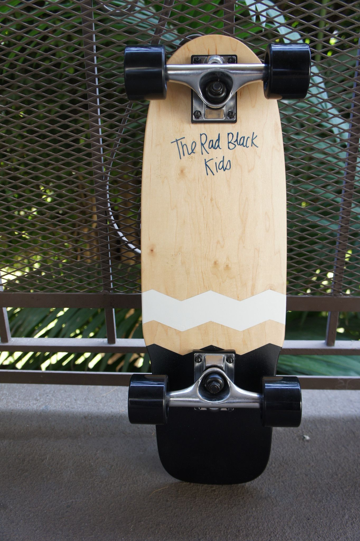 Quot Four Layer Quot Og Longboard