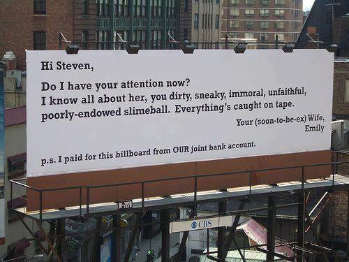 Hahahaha! Love it!