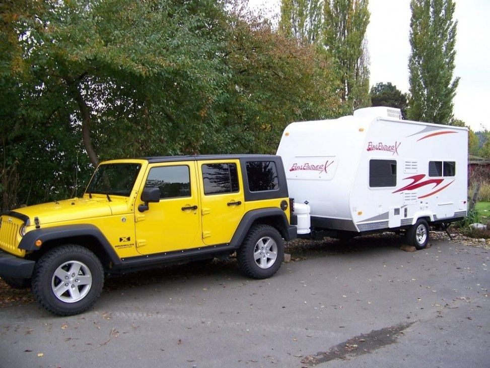 Best 2008 Jeep Wrangler Towing Capacity