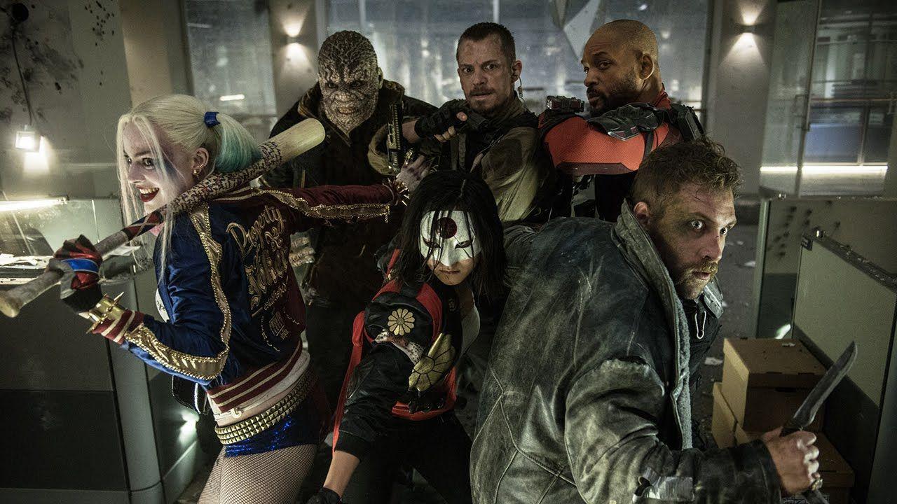 Suicide Squad - migliori e peggiori film