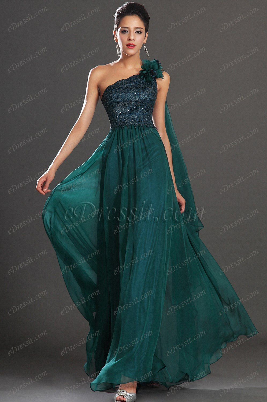 eDressit New Arrivals One Shoulder Fabulous Evening Dress (00133804)