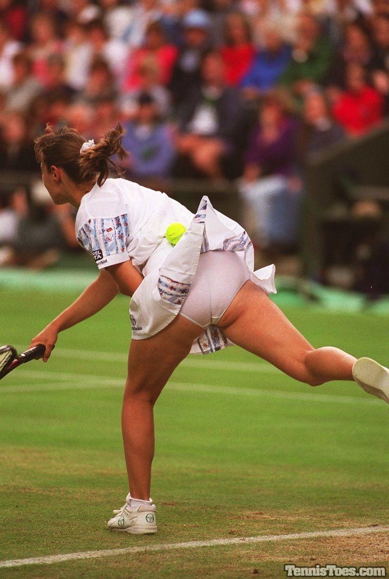 classic tennis upskirt