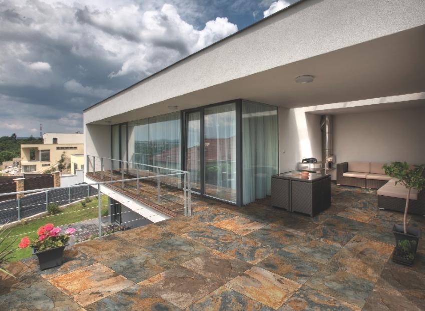 Pisos y azulejos para decorar tu casa: piso piedra modelo mayakoba ...