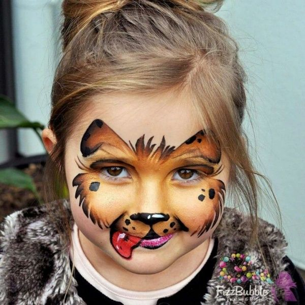 Photo of 75 Cute And Easy Face Painting Ideas For Cheeks