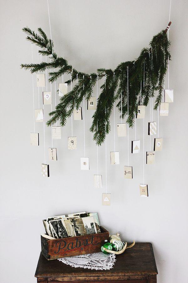 Countdown to Christmas DIY Advent Calendars Advent calendars, Diy