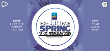 Export Promotion Council For Handicrafts Indian Spring Fair 2019