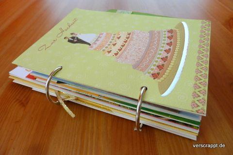 HochzeitHochzeitskartenKartenBuchBchleinaufbewahren