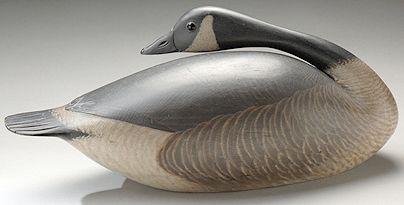 antique canada goose decoys for sale