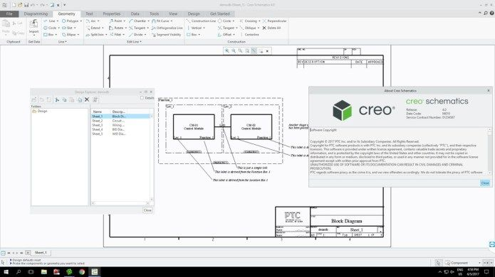 Photo Working With Ptc Creo Schematics 4 0 M010 Full License Cnc Software Photo Work Download