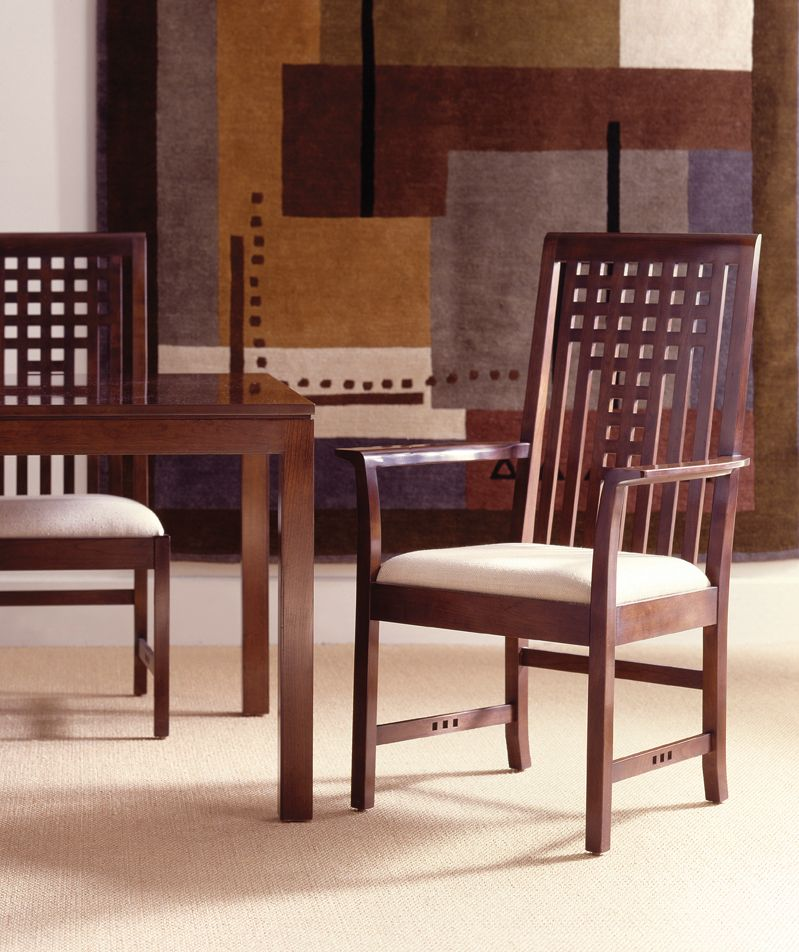 Stickley Lattice Chairs TomsPrice Home Furnishings