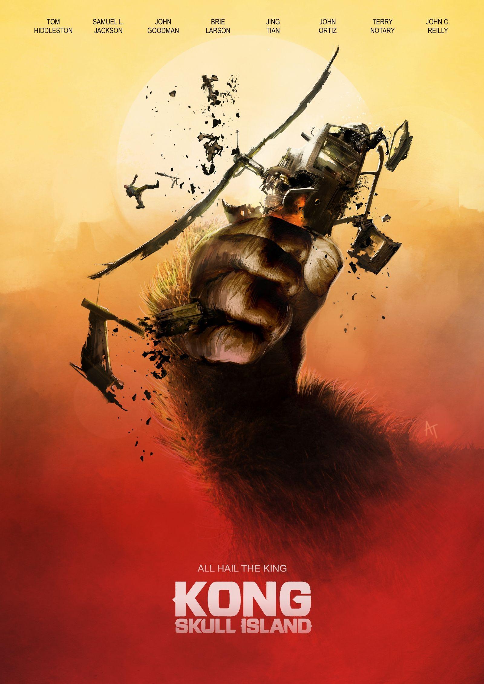 Kong Skull Island Movie Free