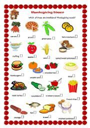 thanksgiving food - Google Search