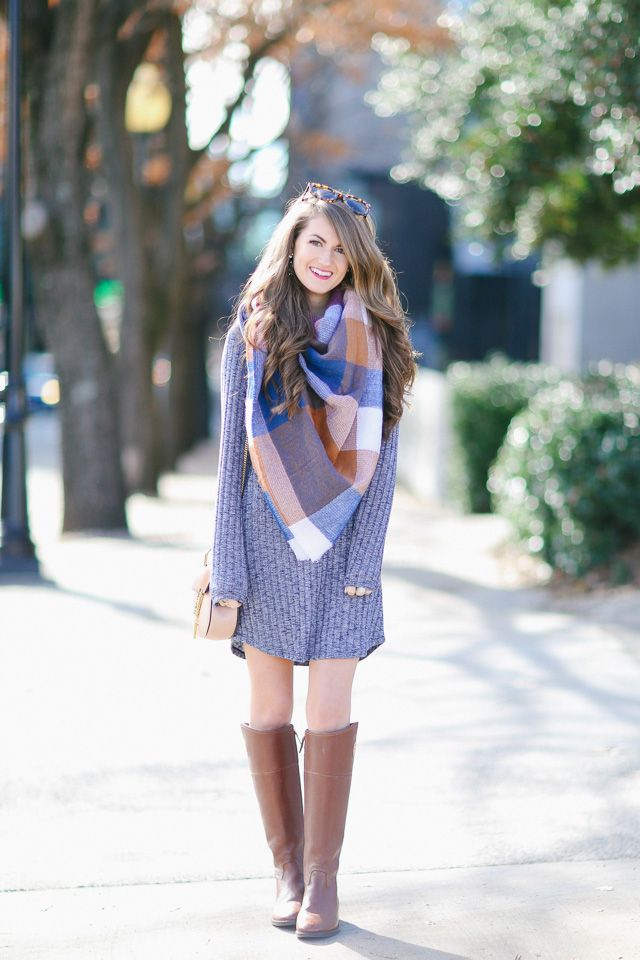 Southern Curls & Pearls: Favorite Blanket Scarf... | style ...