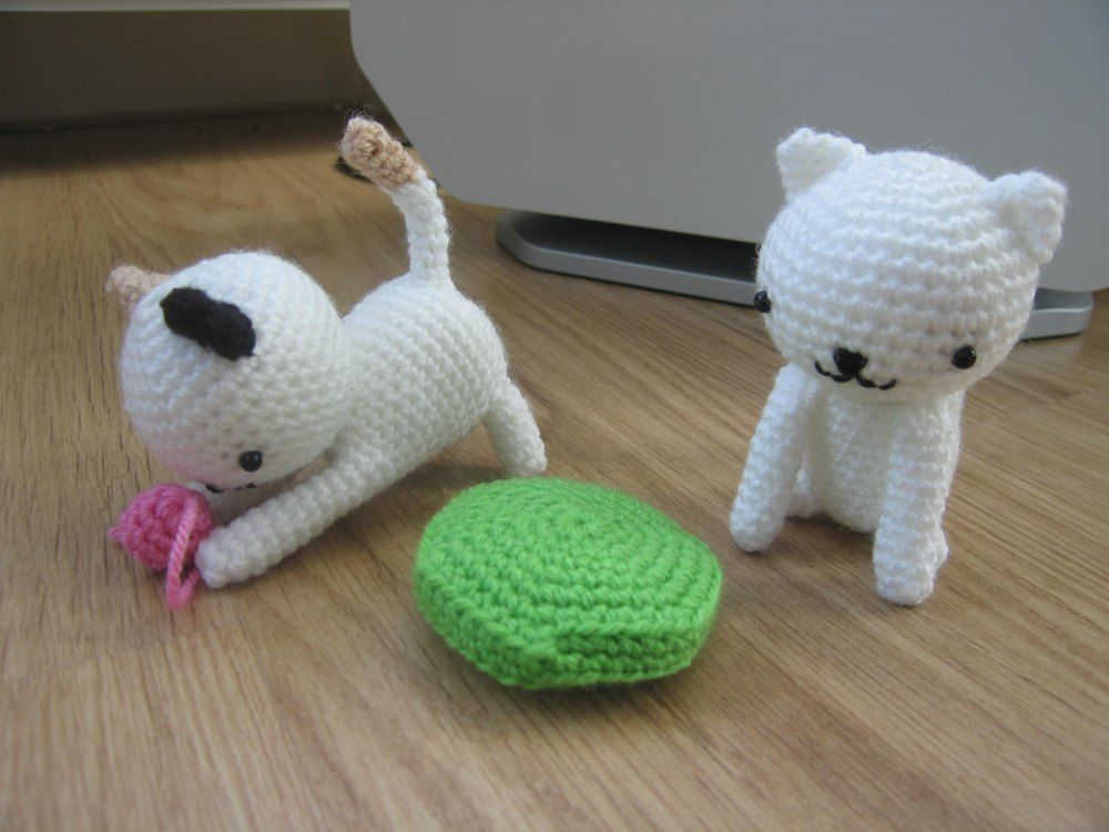 Amigurumi World Free Download : Free pattern download pdf here pattern by little bear crochets