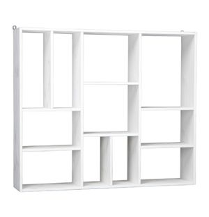 Best 25 etagere murale blanche ideas on pinterest tag re murale cuisine - Etagere murale pour livre ...