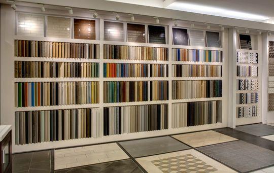 Carpet Sample Displays Google Search Studio Tile