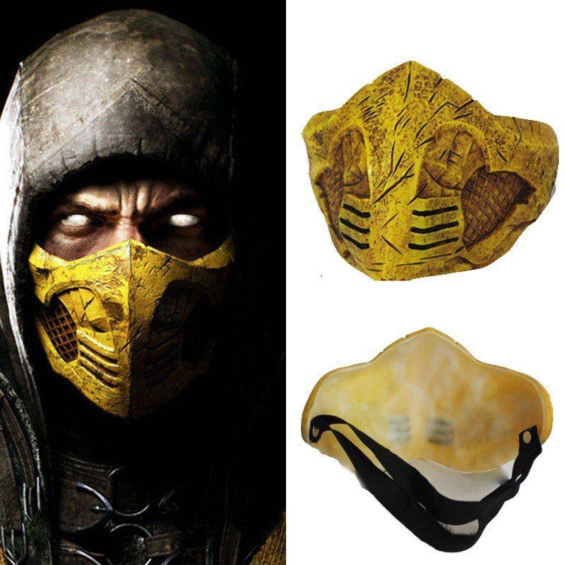 mortal kombat mask covid meme