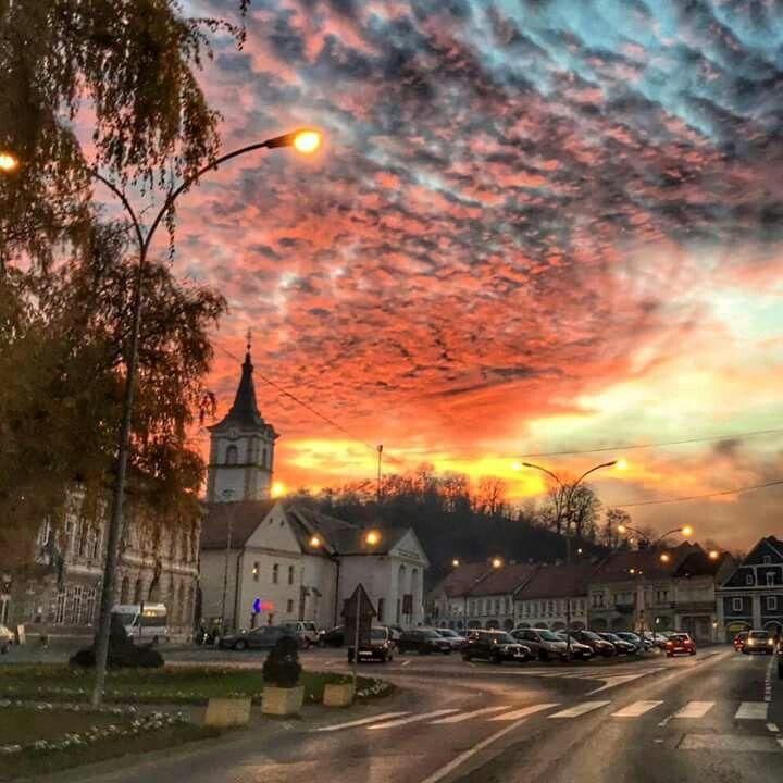 Pozega By Ivan Vrban Beautiful Places Croatia Zagreb