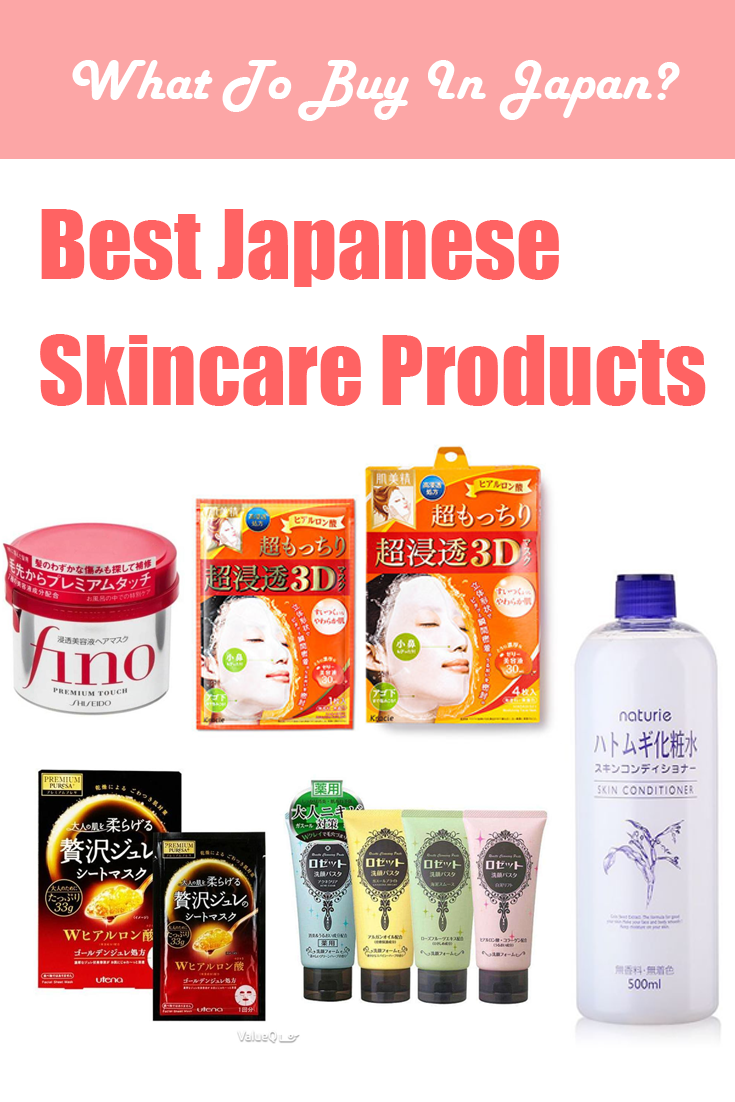 What To Buy In Japan Best Japanese Skincare Products Best Japanese Skincare Japanese Skincare Skin Care
