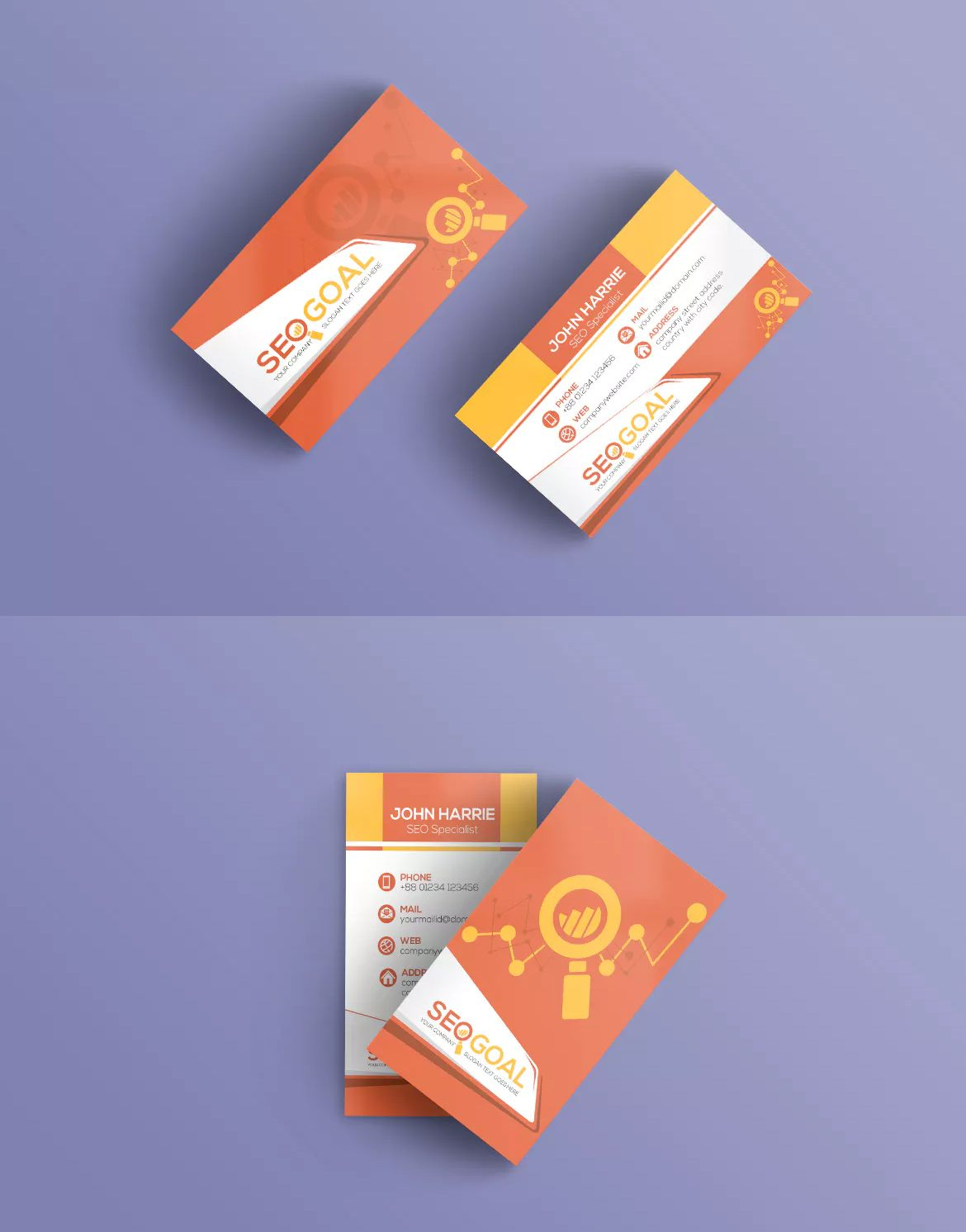 Seo search engine optimization business card template eps seo search engine optimization business card template eps colourmoves