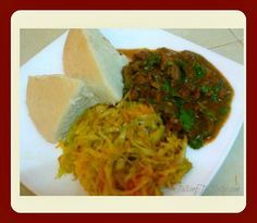 Cooking Kenyan Ugali , Beef Stew and Steamed Cabbage | http://www.talkingtonelly.com/cooking-kenyan-ugali-beef-stew-steamed-cabbage/