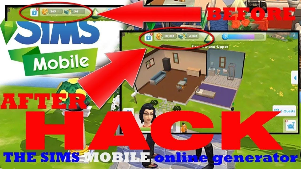 The Sims Mobile 2019 Hack The Sims Mobile Cheats No Survey Youtube Sims Sims Free Play Ipad Hacks
