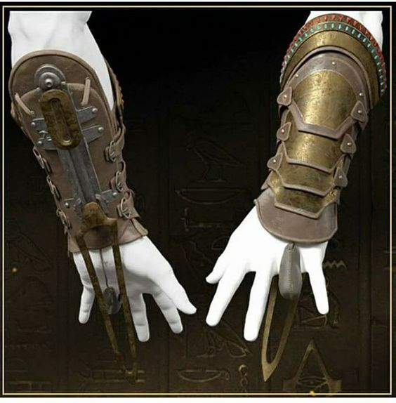 La Hoja Oculta De Bayek Like Si Te Gustaría Tener Una En Tu Poder Assassinscreed Assassins Creed Ii Assassins Creed Black Flag Assassin S Creed Hidden Blade