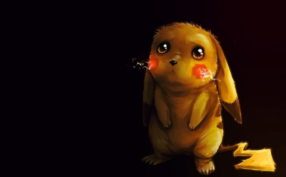 Sad Pikachu Hd Wallpaper Wallpapers Fondos De Pantalla Hd
