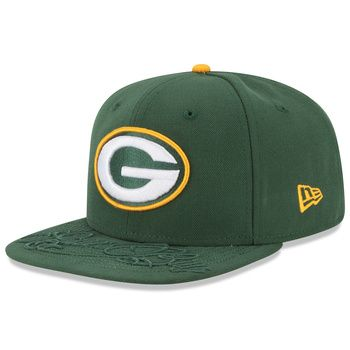 Green Bay Packers Word Sway 9Fifty Snapback Cap at the Packers Pro Shop http://www.packersproshop.com/sku/0302510669/