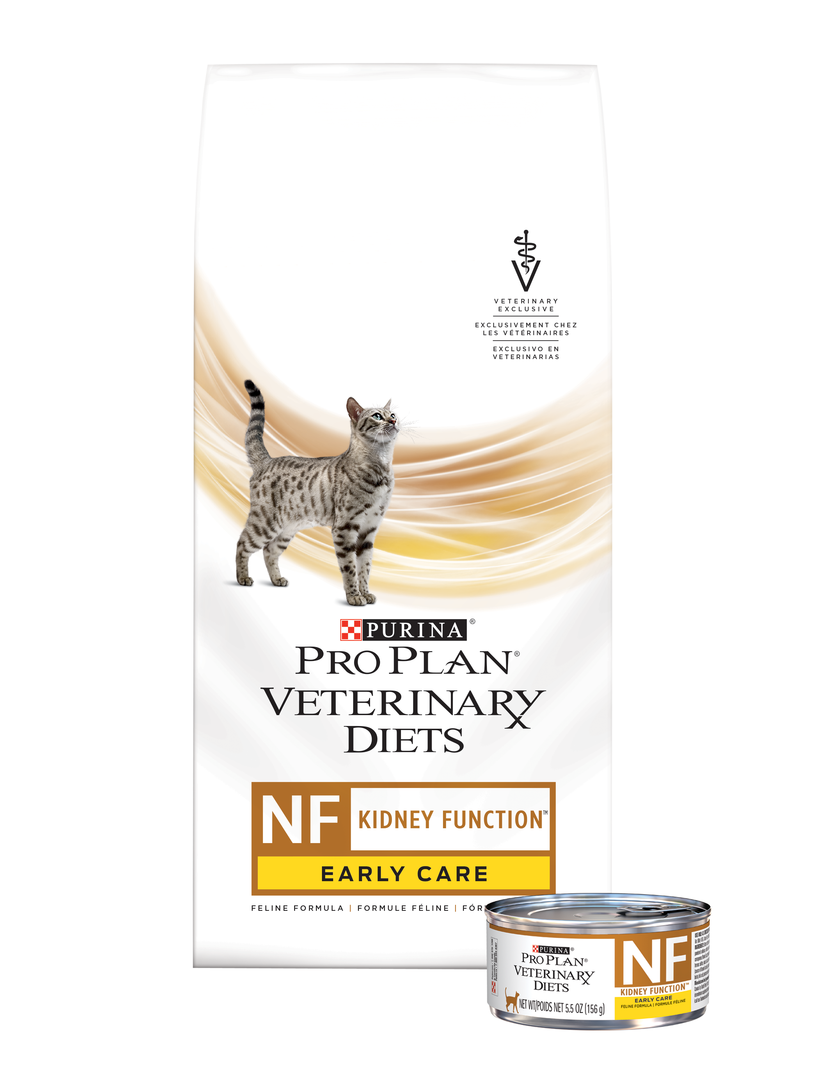 Nf Kidney Function Early Stage Cat Pro Plan Veterinary Diets Cat Nutrition Kidney Function