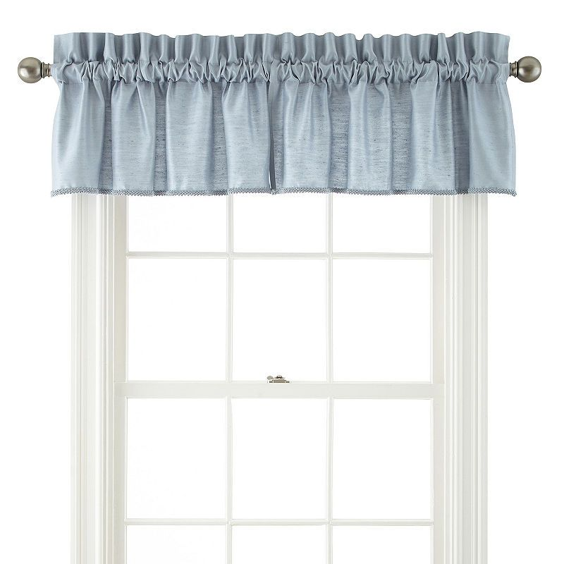 JCPenney Home Rod-Pocket Tailored Valance