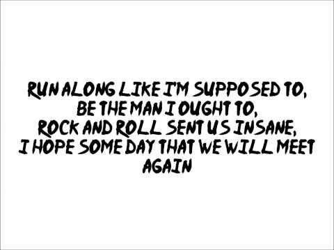 Goodbye Kiss by Kasabian Lyrics   Cool lyrics, Lyrics ...