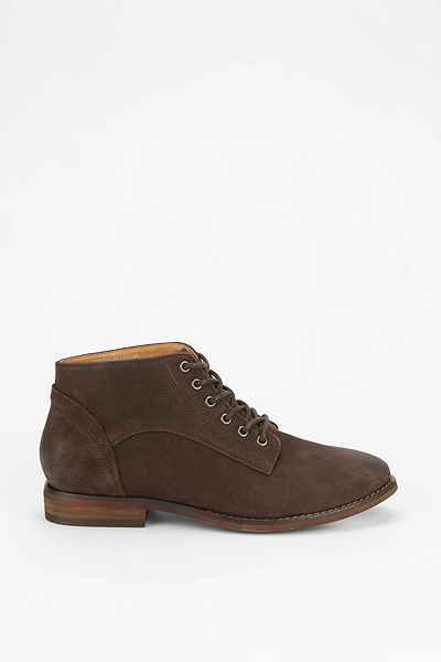REALLY really love these! BDG Lace-Up Leather Ankle Boot in Brown ...