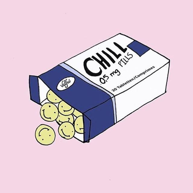 Take A Chill Pill- 5 Ways To Chill Out | Valfré