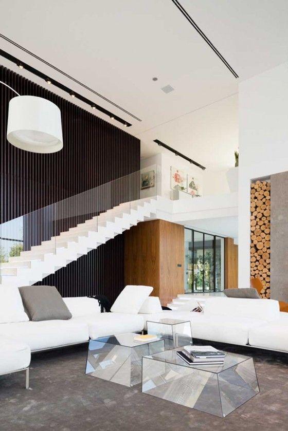 escaleras minimalistas home Pinterest Art deco, Decoration