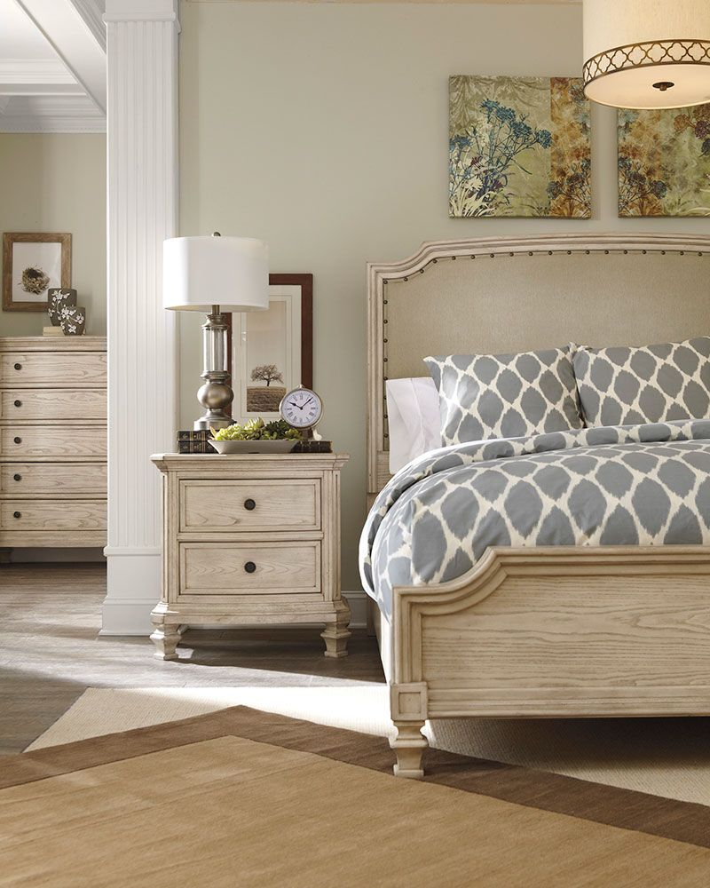 How to Get the Modern Farmhouse Look Farmhouse bedroom
