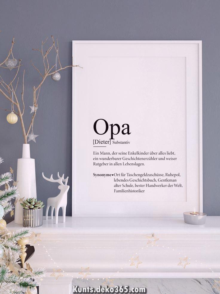 Großartige Definition Opa vonHerzen ❤ Shop - Yvonne Justinger #grandpagifts