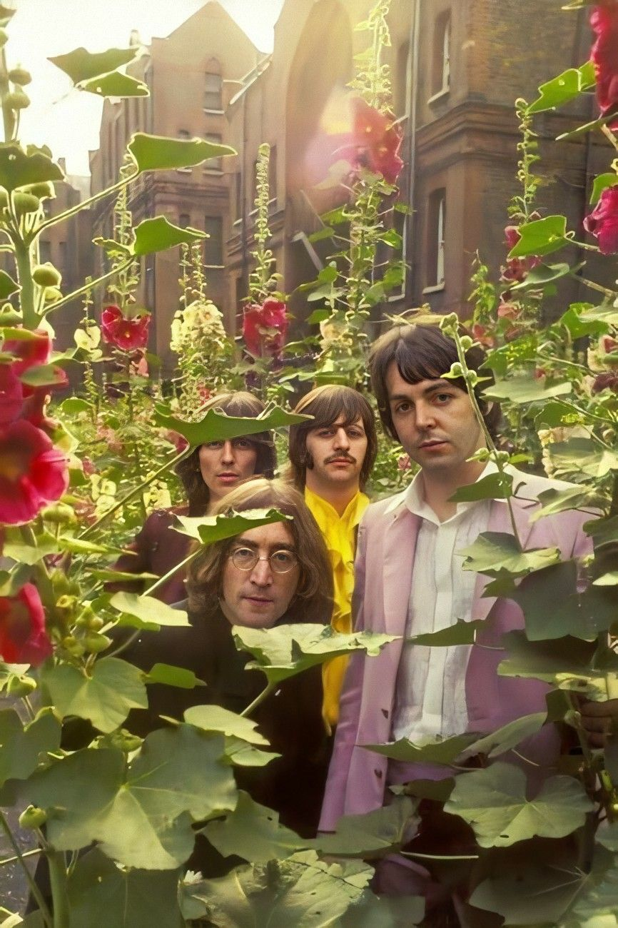 The beatles in high resolution