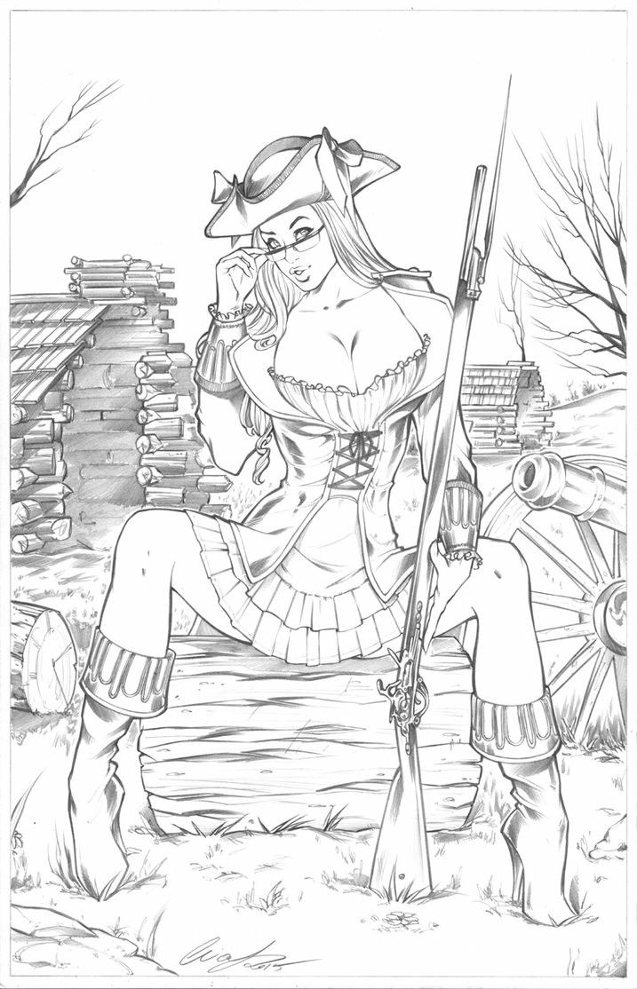 Fort Ti crafts in Pinterest Coloring pages Adult