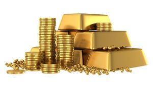 14k Solid Gold Jewelry Mystery Deal Perhiasan Emas Koin Emas Emas