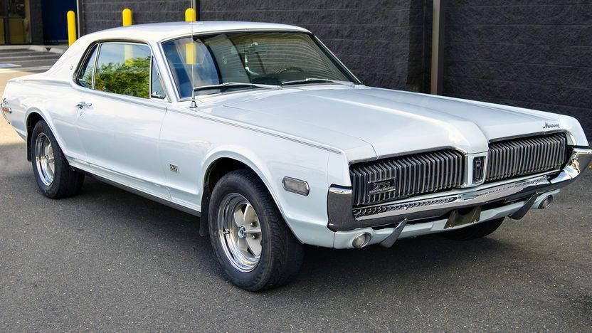 1968 Mercury Cougar XR7 5L – Classic Cars Ideas | Vehicles | Muscle | Vintage | …