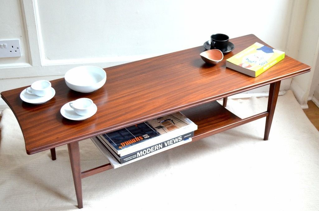Vintage Richard Hornby For Heal S Danish Style Two Tier Teak Coffee Table Delivery Modern Style Teak Coffee Table Used Dining Table Dining Table Chairs