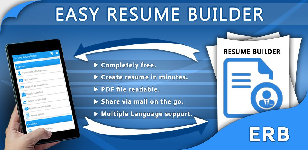 pin by abdur rehman on easy resume builder
