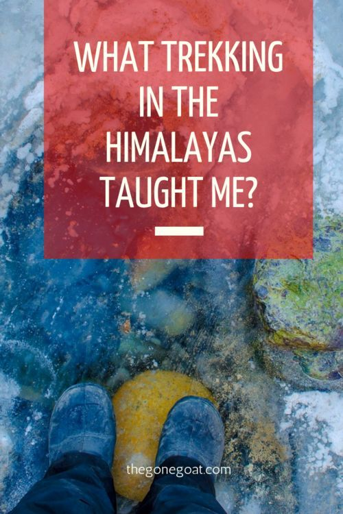 Backpacking in India: What Trekking in the Himalayas ...